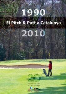 Llibre 20 anys de Pitch & Putt a Catalunya